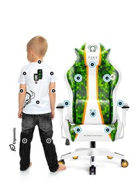 Gaming Stuhl Diablo X-One 2.0 Craft Edition: Kids Size
