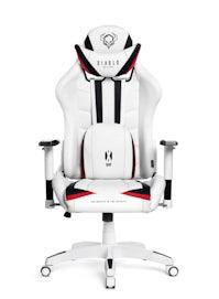 Herní židle Diablo X-Ray Normal Size: Bílo-černá Diablochairs