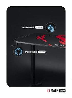 Biurko gamingowe Diablo X-Mate 1400