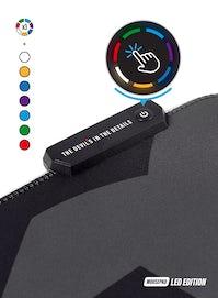 Podkładka gamingowa LED Diablo Chairs