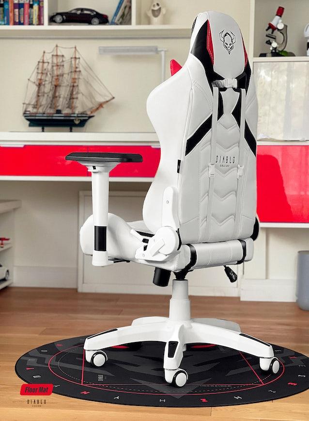 Gamingowa mata antypoślizgowa pod fotel Diablo Chairs