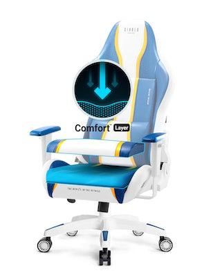 Kid's Chair Diablo X-One 2.0 Kids Size: Aqua Blue