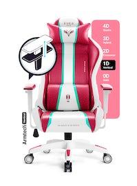 Diablo X-One gamer szék Normal Size: Candy Rose / Rózsaszín Diablochairs