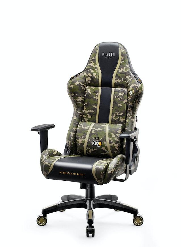 Gamer szék gyerekeknek Diablo X-ONE 2.0 Kids Size: Legion