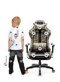 Fotel dziecięcy Diablo X-One 2.0 Kids Size: Legion