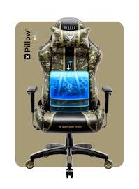 Gaming Stuhl Diablo X-One 2.0 Normal Size: Legion