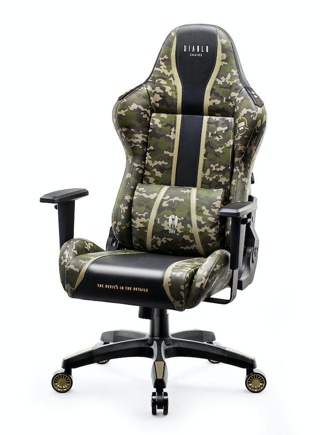 Herní židle  X-ONE 2.0 King Size Legion