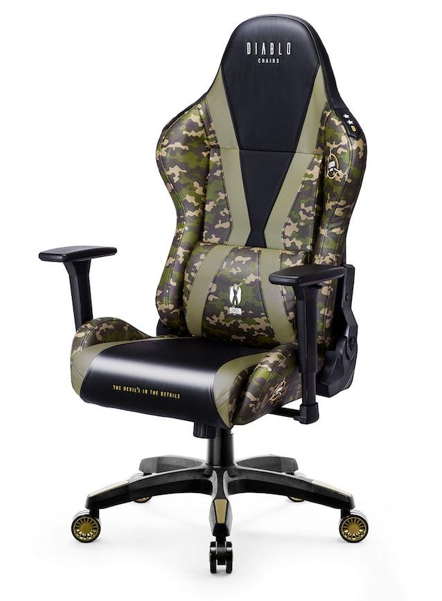 Herní židle Diablo X-Horn 2.0 King Size Legion
