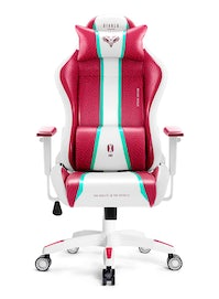 Fotel gamingowy Diablo X-One 2.0 King Size: Candy Rose