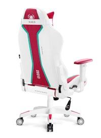 Herní židle Diablo X-One Craft King Size: Candy Rose / Růžová  Diablochairs
