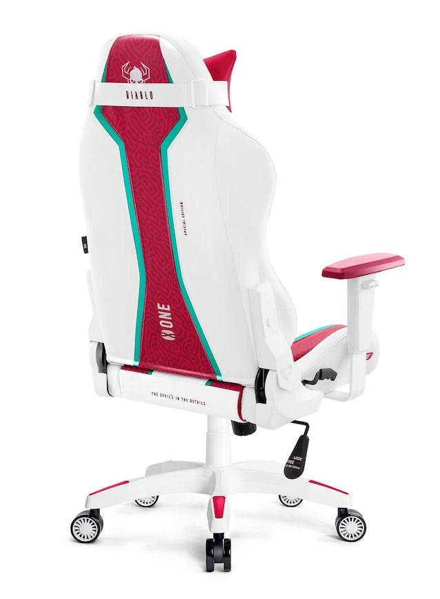Diablo X-One 2.0 gamer szék King Size: Candy Rose / Rózsaszín Diablochairs