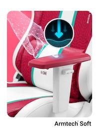 Gaming Stuhl Diablo X-One 2.0 King Size: Candy Rose