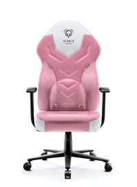 Diablo X-Gamer 2.0 Gamer szék Normal Size: Marshmallow Pink, Roz Diablochairs