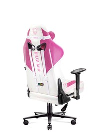 Fotel dziecięcy Diablo X-Player 2.0 materiałowy Kids Size: Marshmallow Pink