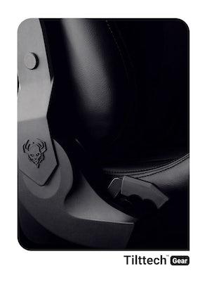 Gaming Stuhl Diablo X-Horn 2.0 Normal Size: Schwarz