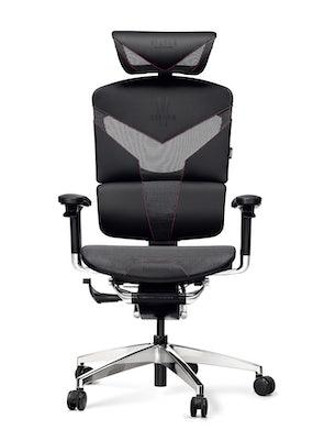 Ergonomická židle DIABLO V-DYNAMIC: antracitová Diablochairs