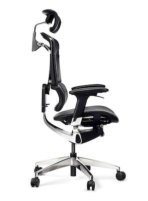 Kancelárska ergonomická stolička DIABLO V-DYNAMIC: antracitová Diablochairs