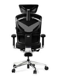 Fotel ergonomiczny DIABLO V-DYNAMIC: antracytowy