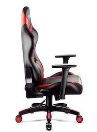 Gaming Stuhl Diablo X-Horn 2.0 King Size: Schwarz-Rot
