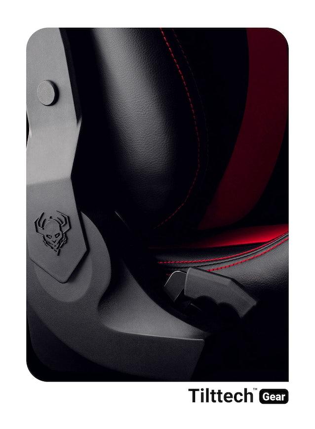 Scaun gaming Diablo X-Horn 2.0 King Size: Negru-roșu Diablochairs