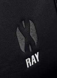 Fotel dziecięcy Diablo X-Ray Kids Size: Czarno-szary