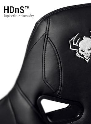 Scaun pentru copii Diablo X-Ray Kids Size: negru Diablochairs